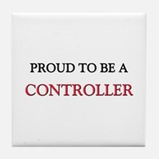 Proud to be a Controller Tile Coaster