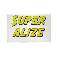 Super alize Rectangle Magnet