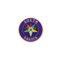 Order of the Eastern Star of South Dakota Mini But