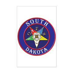 Order of the Eastern Star of South Dakota Posters