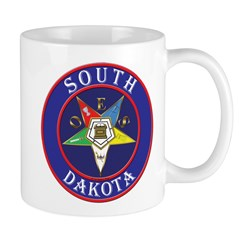 Order of the Eastern Star of South Dakota Mug