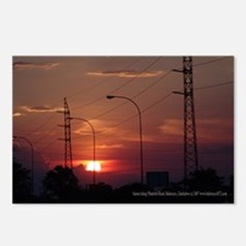 Bulawayo Sunset Postcards (Package of 8)