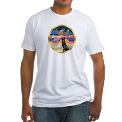 XmasStar/ Gr Dane (blk) Shirt