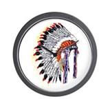 Indian headdress Basic Clocks