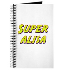 Super alisa Journal