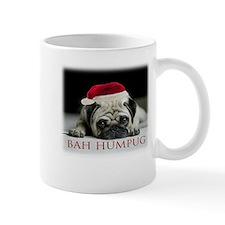 Christmas Puggie Mug