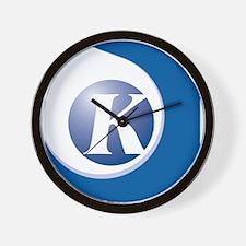 clear cur k Wall Clock