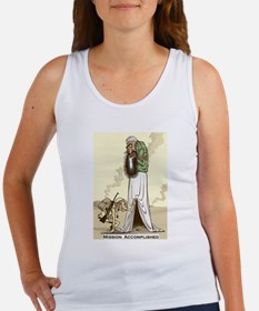 Mission Accomplished Women's Tank Top
