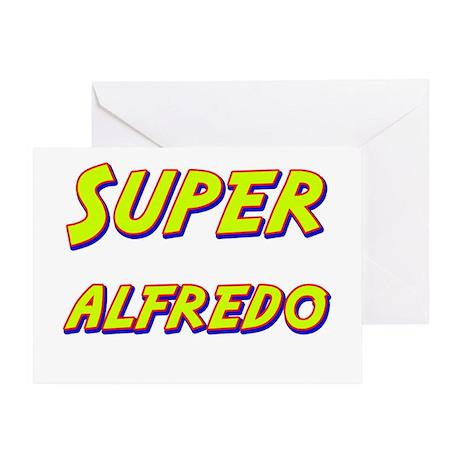 Super alfredo Greeting Card
