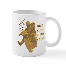 Mud Runs In My Veins Mug