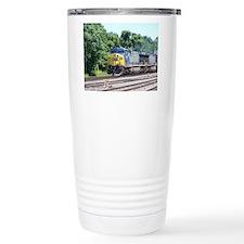 CSX Q190 Doublestack Train Travel Mug