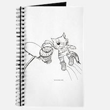 Basketball cat Journal