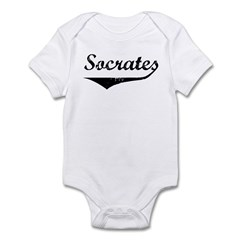 Socrates Infant Bodysuit