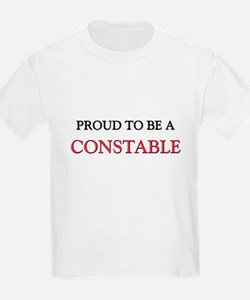 Proud to be a Constable T-Shirt