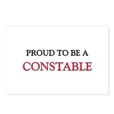 Proud to be a Constable Postcards (Package of 8)