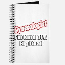 """Gynecologist...Big Deal"" Journal"