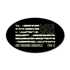USS Theodore Roosevelt Wall Decal