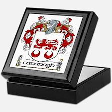 Cavanagh Coat of Arms Keepsake Box