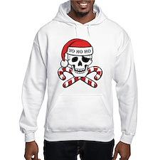 Christmas Pirate Hoodie Sweatshirt