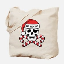 Christmas Pirate Tote Bag