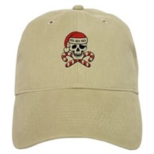 Christmas Pirate Baseball Cap
