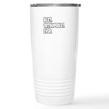 """""""Best. Orthopedist. Ever."""" Travel Mug"""