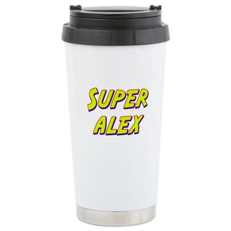 Super alex Stainless Steel Travel Mug