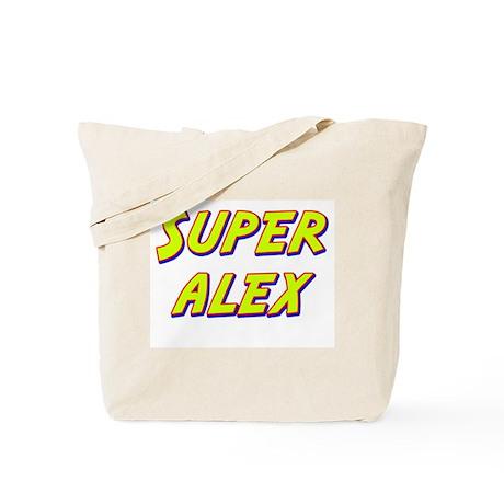 Super alex Tote Bag