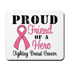 ProudFriend (BC Hero) Mousepad