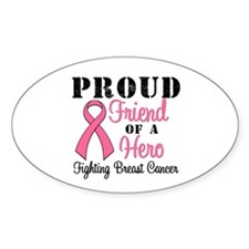 ProudFriend (BC Hero) Oval Decal