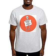 Genealogy Halloween<br> Ash Grey T-Shirt