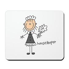 Housekeeper Mousepad
