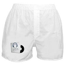 I Am The DJ Boxer Shorts