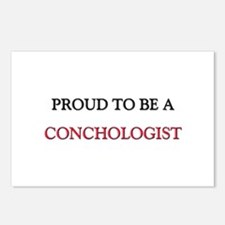 Proud to be a Conchologist Postcards (Package of 8
