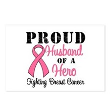 ProudHusband (BC Hero) Postcards (Package of 8)