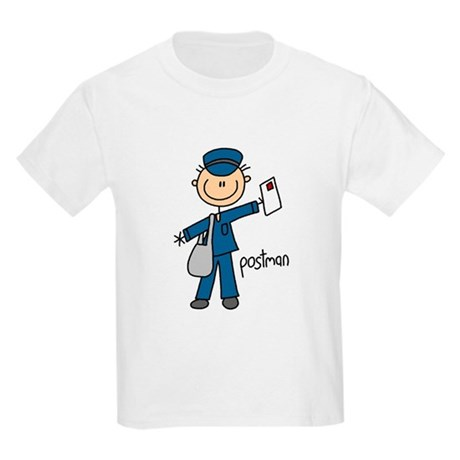 Postman Kids Light T-Shirt