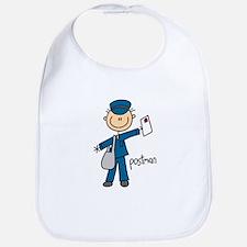 Postman Bib