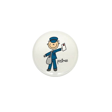 Postman Mini Button