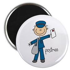 "Postman 2.25"" Magnet (100 pack)"