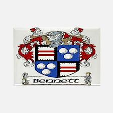 Bennett Coat of Arms Rectangle Magnet (10 pack)