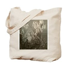 Dore Ancient Mariner Tote Bag 1