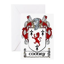 Cooney Coat of Arms Greeting Cards (Pk of 10)