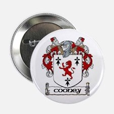 "Cooney Coat of Arms 2.25"" Button (10 pack)"