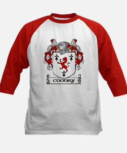 Cooney Coat of Arms Kids Baseball Jersey