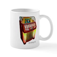 """1952 Seeburg """"C"""" Jukebox Mug"""