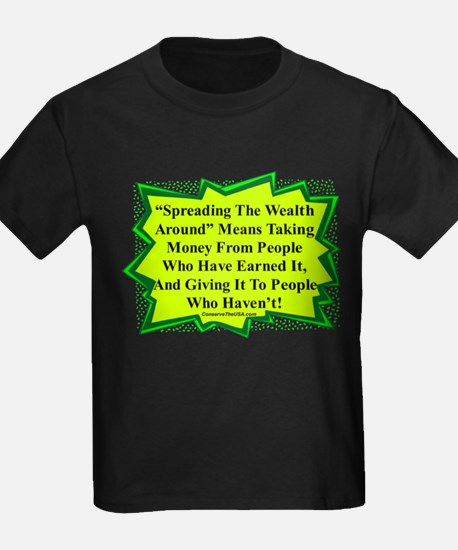 """Spread The Wealth"" T"