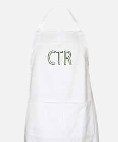 CTR - Choose the Right BBQ Apron