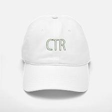 CTR - Choose the Right Baseball Baseball Cap