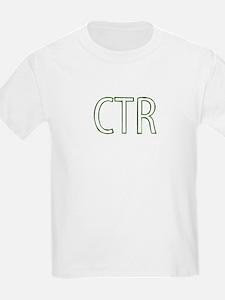 CTR - Choose the Right Kids T-Shirt