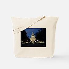 Austin Texas Capitol Tote Bag